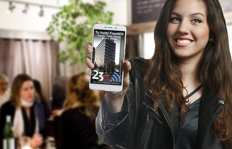 publicidad online - wifi social