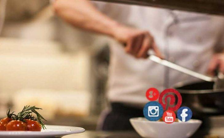 social media restaurantes